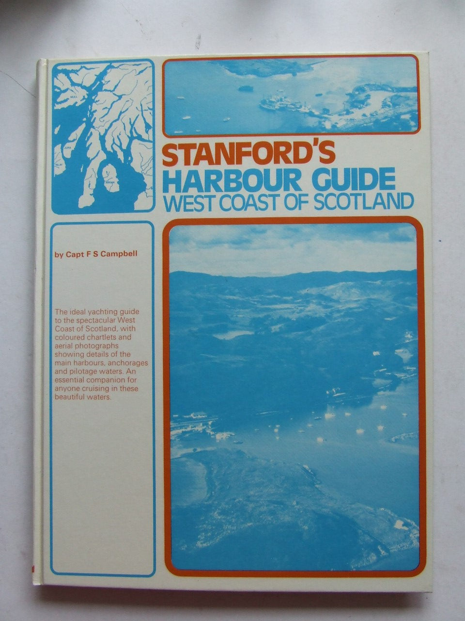 Stanford's Harbour Guide, West Coast of Scotland