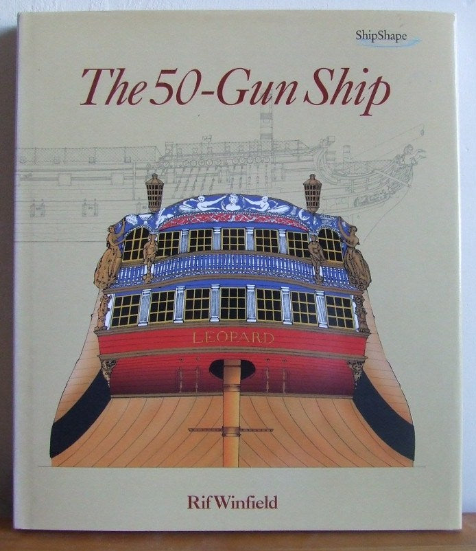 The 50-Gun Ship  -  Rif Winfield