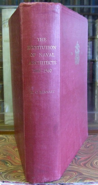 The Institution of Naval Architects 1860-1960