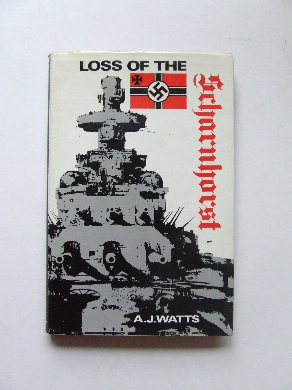 The Loss of the Scharnhorst