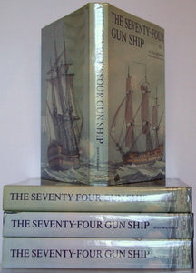 The Seventy-Four Gun Ship, a practical treatise on the art of naval architecture  -  Jean Boudriot