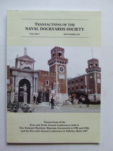 Transactions of the Naval Dockyards Society, volume 5, September 2009