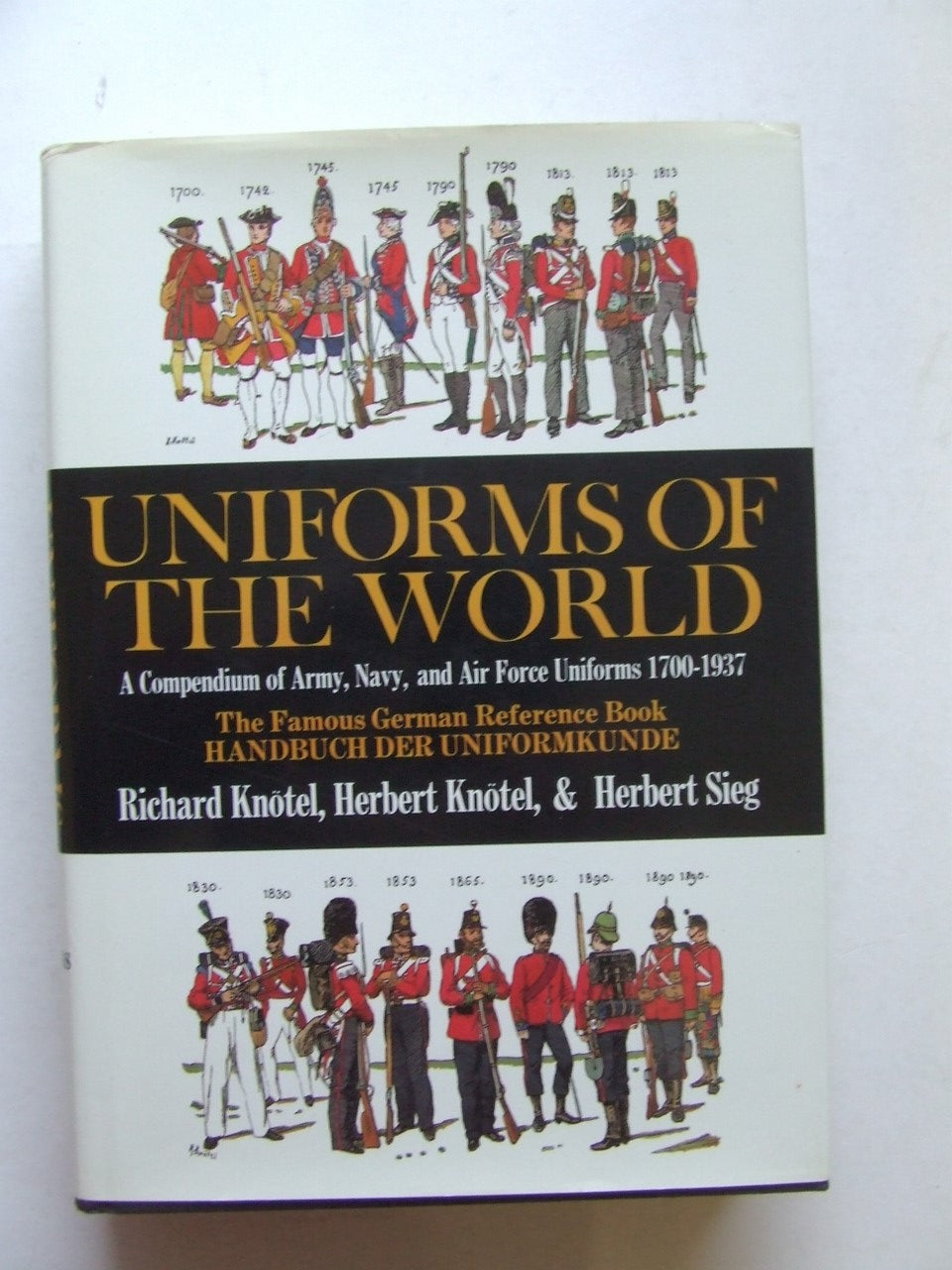 Uniforms of the World