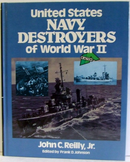 United States Destroyers of World War II