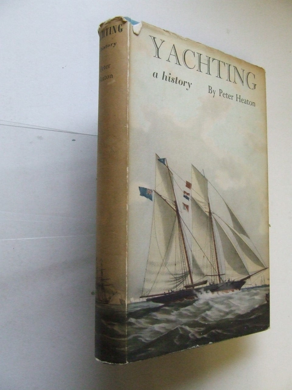 Yachting, a history