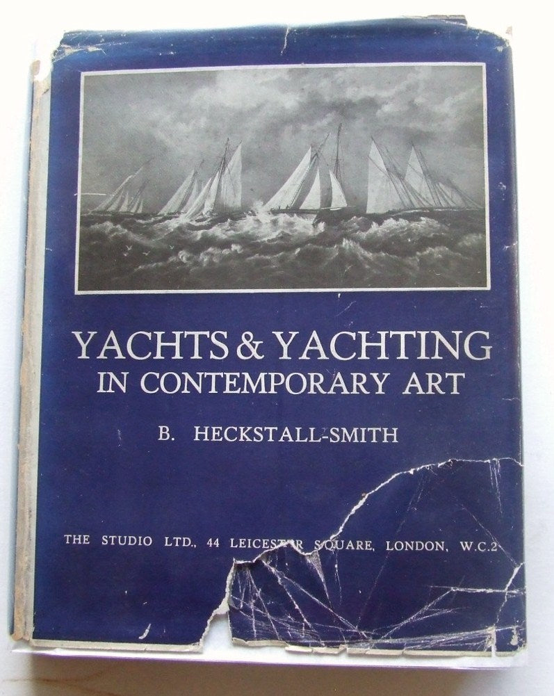 Yachts and Yachting in Contemporary Art