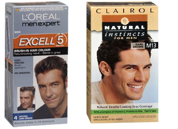 hair system color chemical
