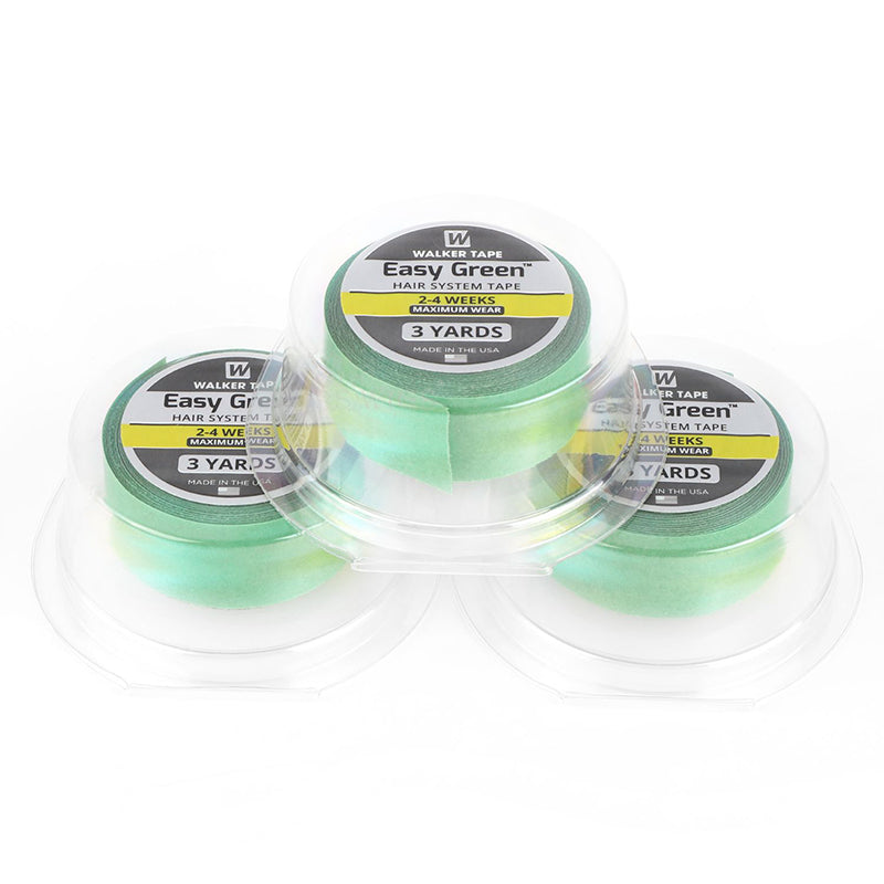 Easy Green Hair System Tape - New and Improved Lace Front Tape
