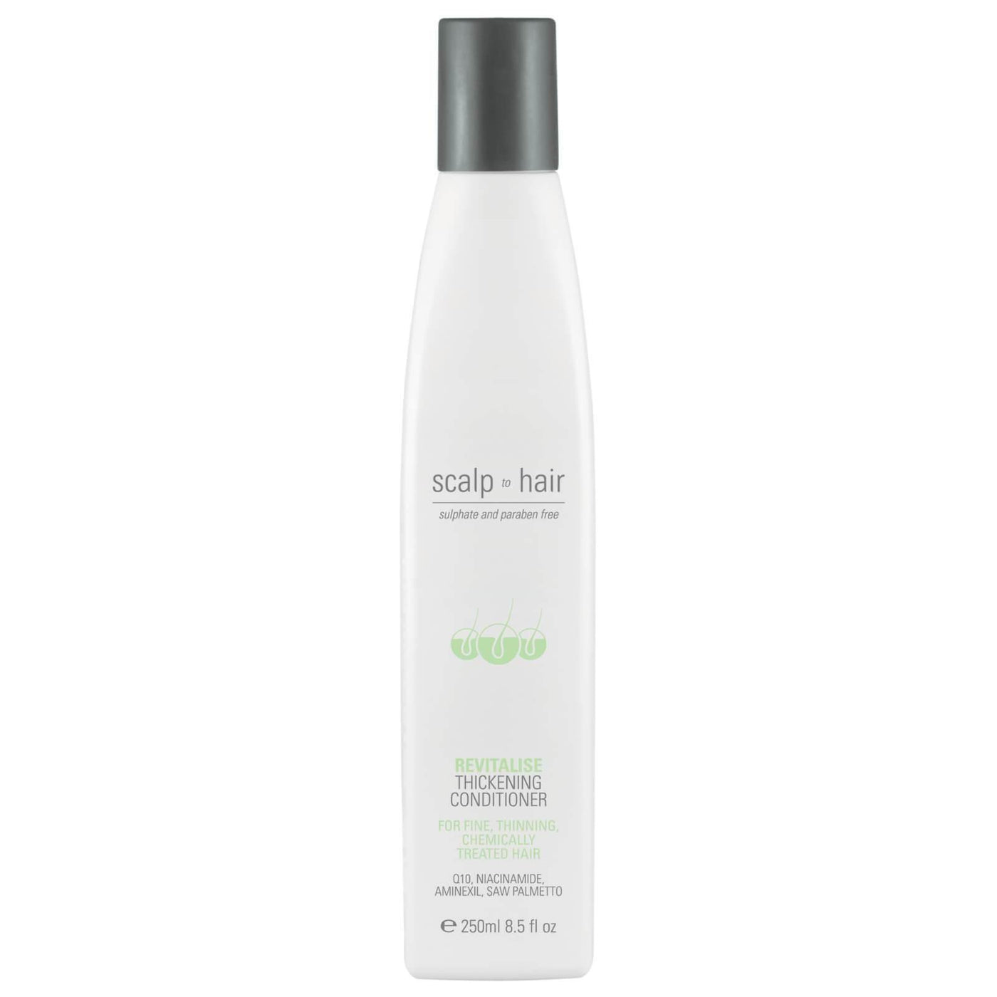 Scalp to Hair Revitalise Thickening Shampoo 250ml