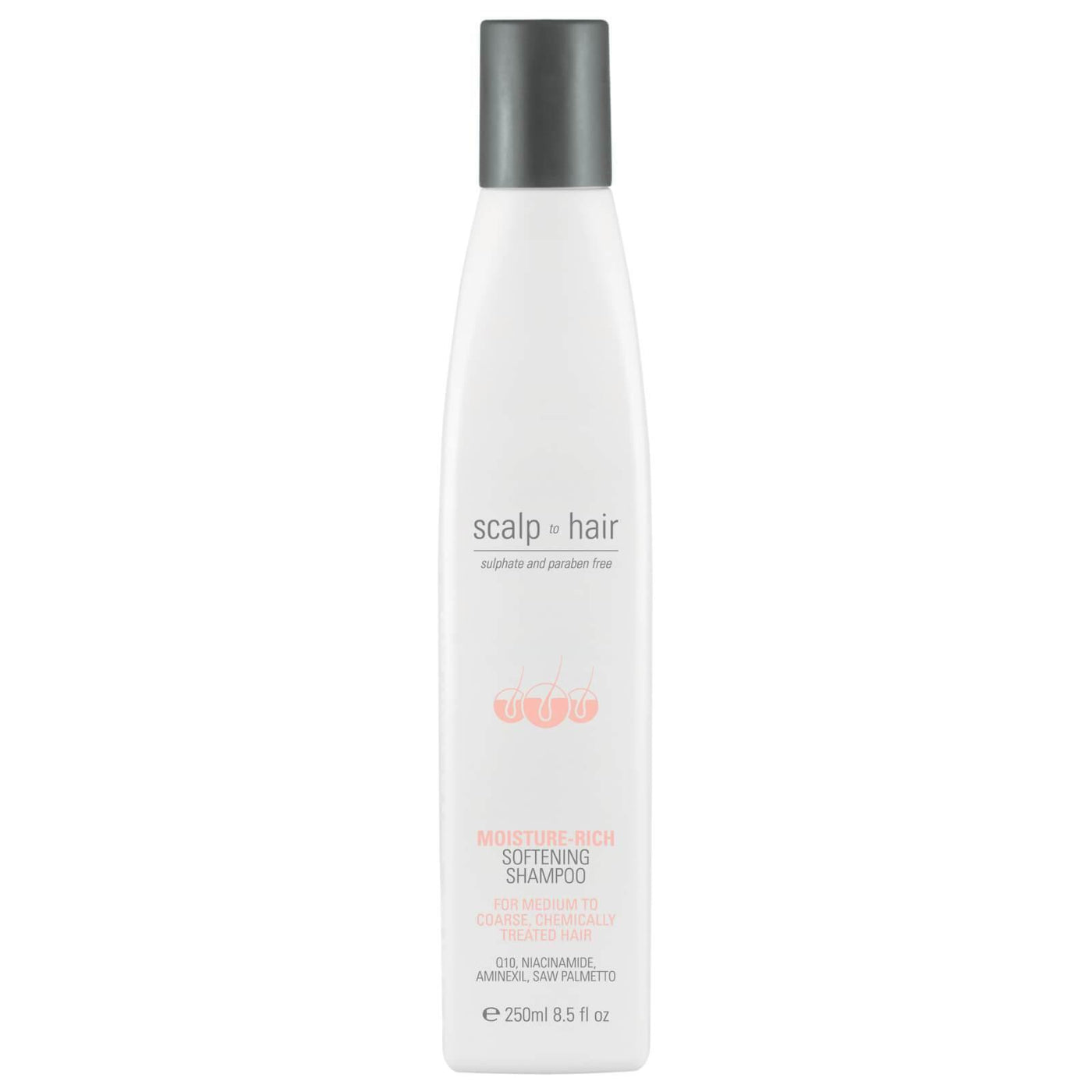 Scalp to Hair Moisture-Rich Softening Shampoo