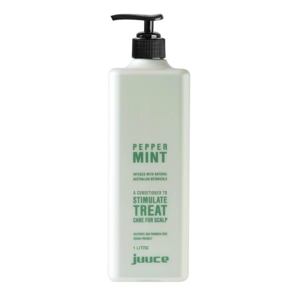 Juuce Peppermint Scalp Stimulating Treatment Conditioner 1L