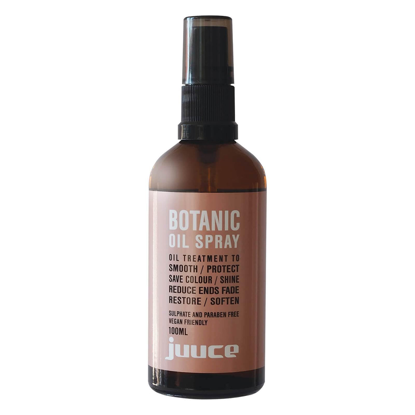 Juuce Botanic Oil Spray 100ml - Norris Hair & Beauty