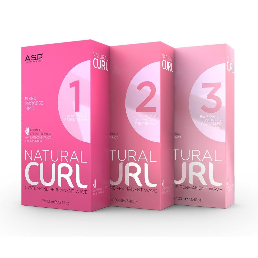 ASP Natural Curl - Norris Hair & Beauty