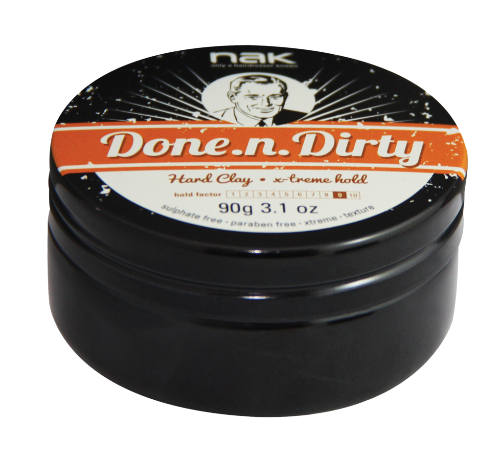 Nak Hair Done.n.Dirty Hair Clay 90g