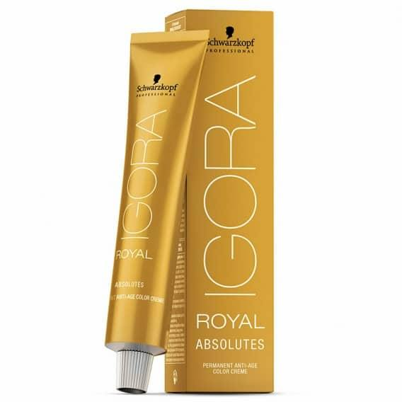 Schwarzkopf Igora Royal Permanent Absolutes Color Creme