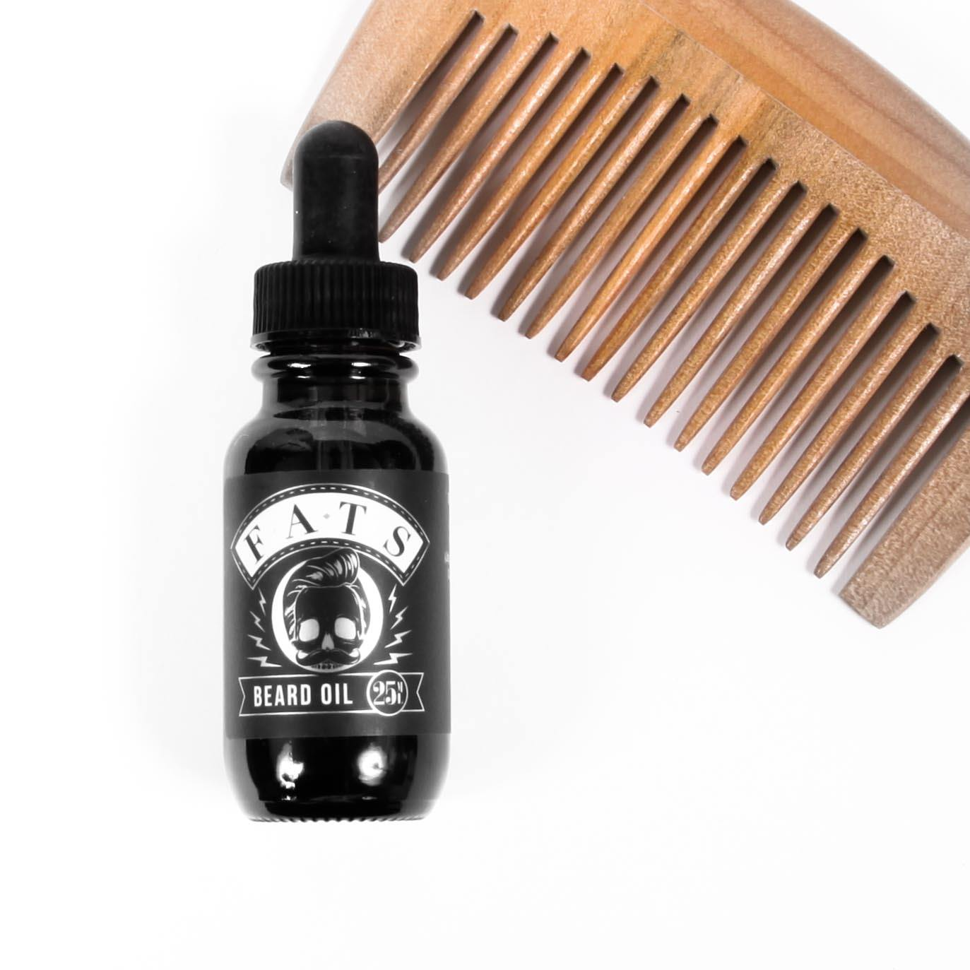 FATS Beard Oil 25ml