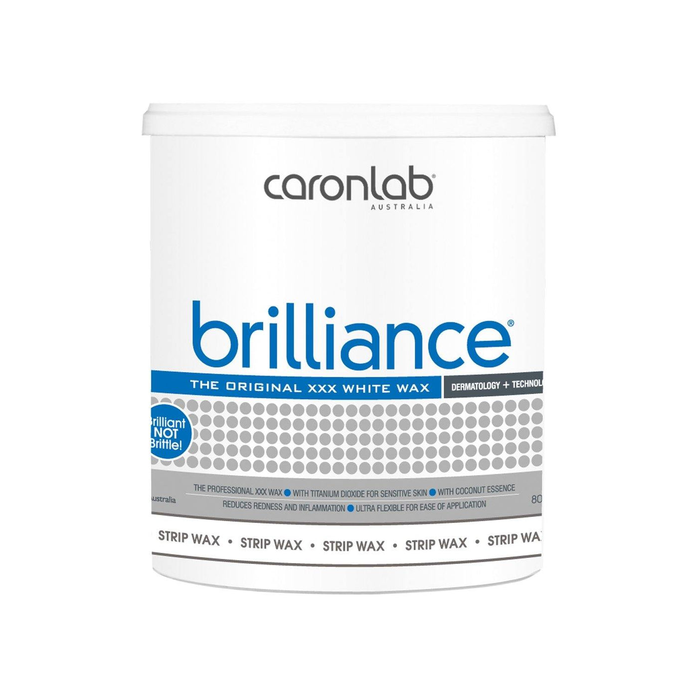 Caronlab Brilliance Strip Wax 800ml