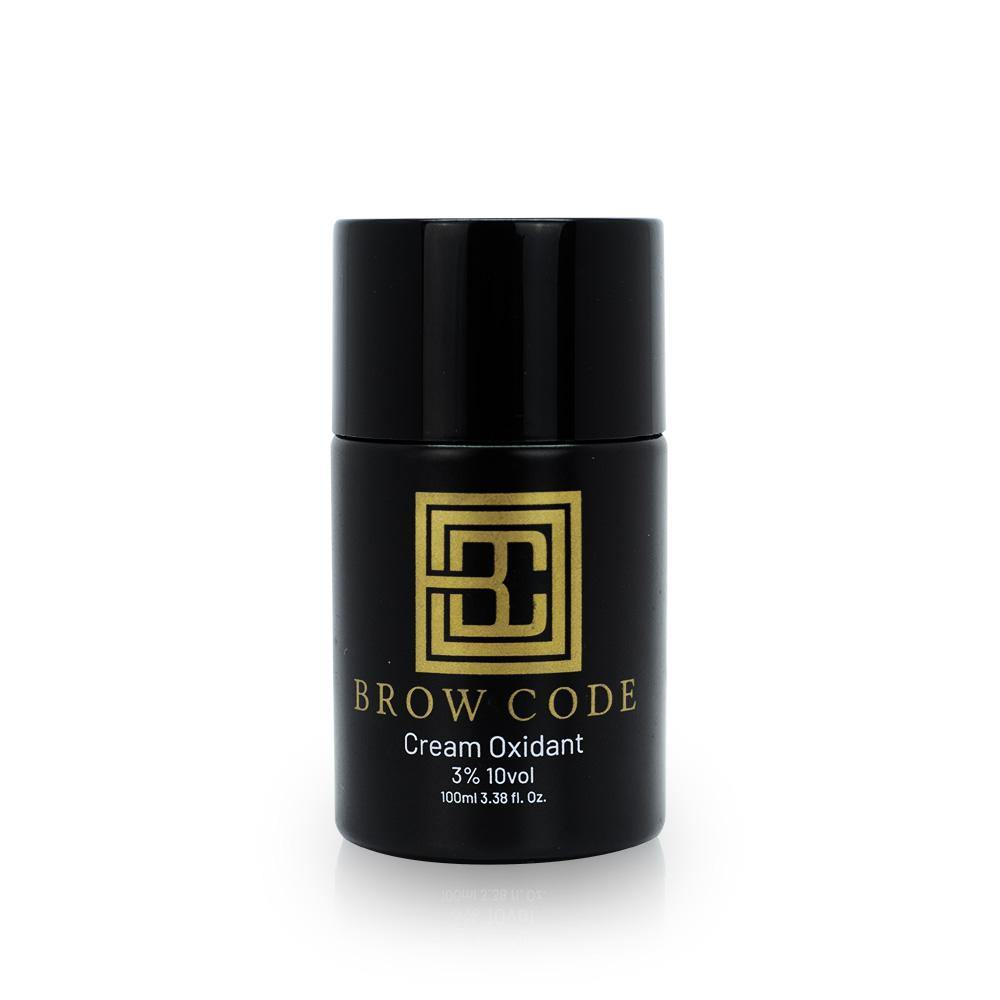 Brow Code Oxidant 3% Developer 100ml - Norris Hair & Beauty