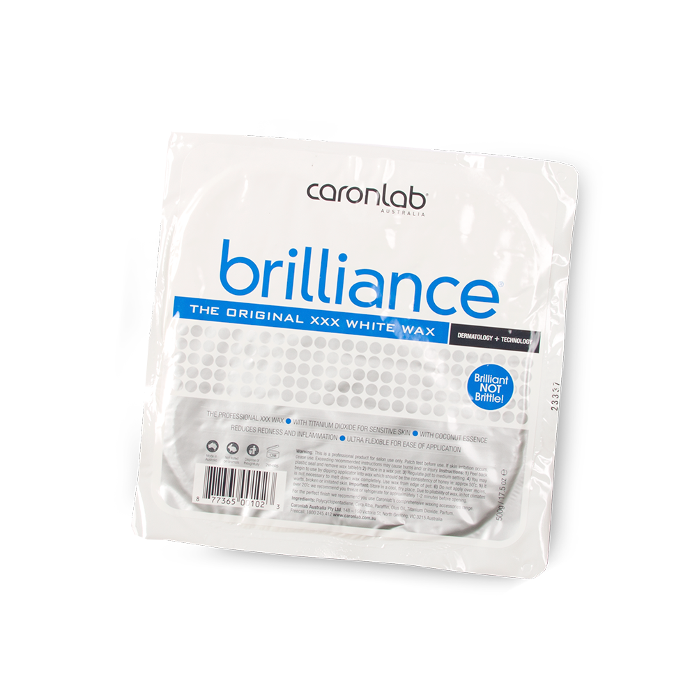 Caronlab Brilliance Hard Wax 500g