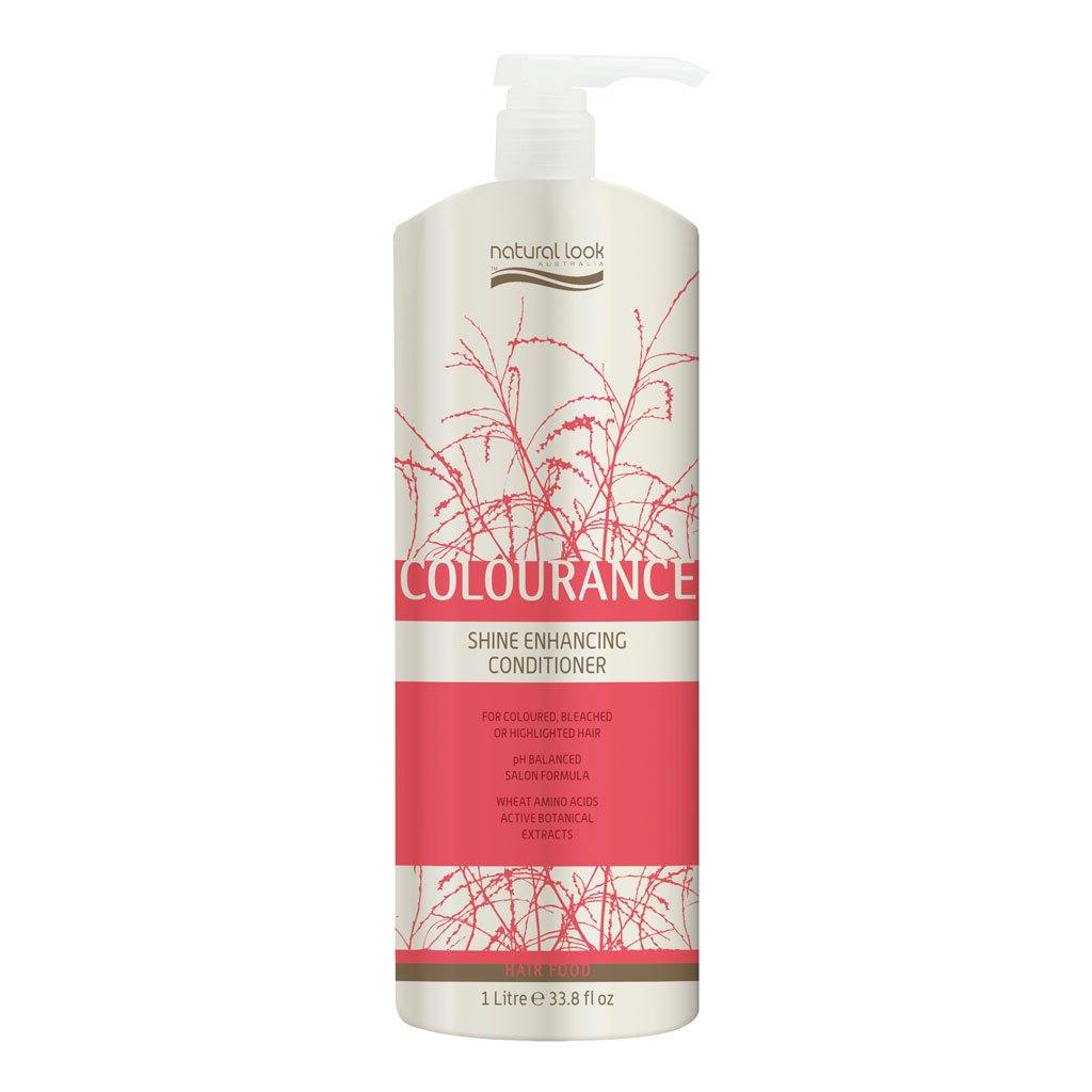 Natural Look Colourance Shine Enhancing Conditioner - Norris Hair & Beauty