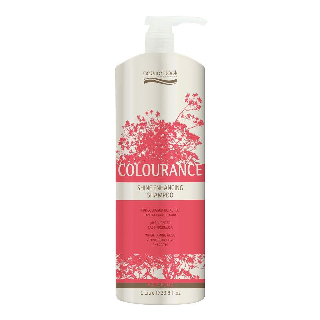 Natural Look Colourance Shine Enhancing Shampoo