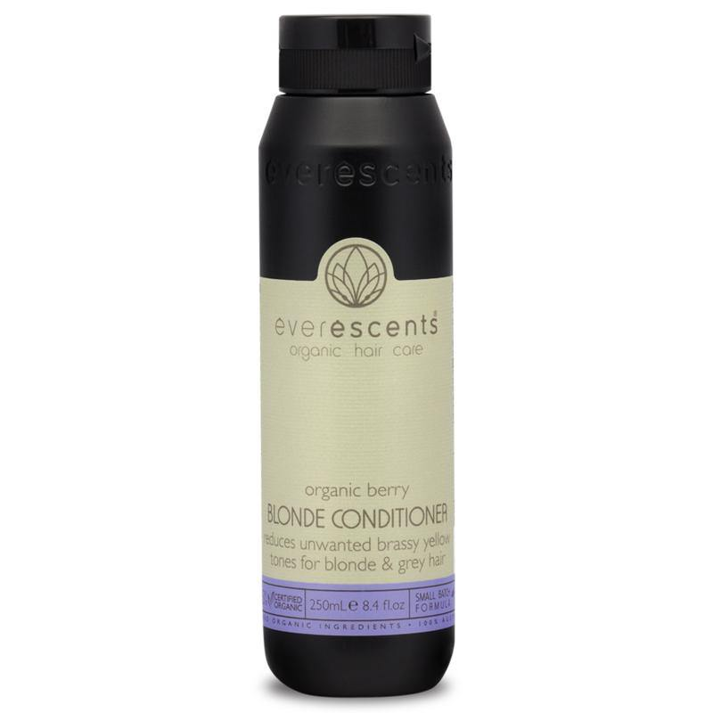 EverEscents Organic Berry Blonde Conditioner 250ml