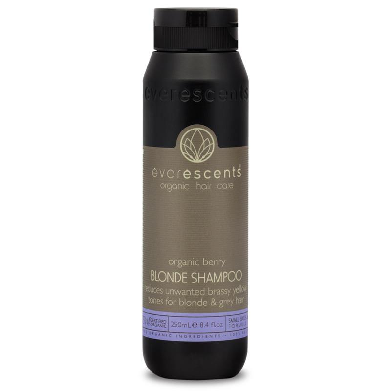 EverEscents Organic Berry Blonde Shampoo 250ml