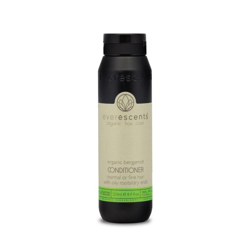 EverEscents Organic Bergamont Conditioner - Norris Hair & Beauty