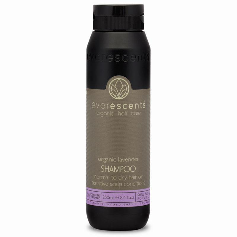 EverEscents Organic Lavender Shampoo 250ml