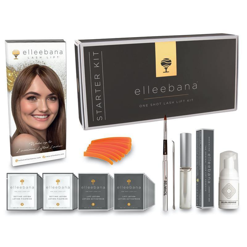 Elleebana One Shot Lash Lift Starter Kit