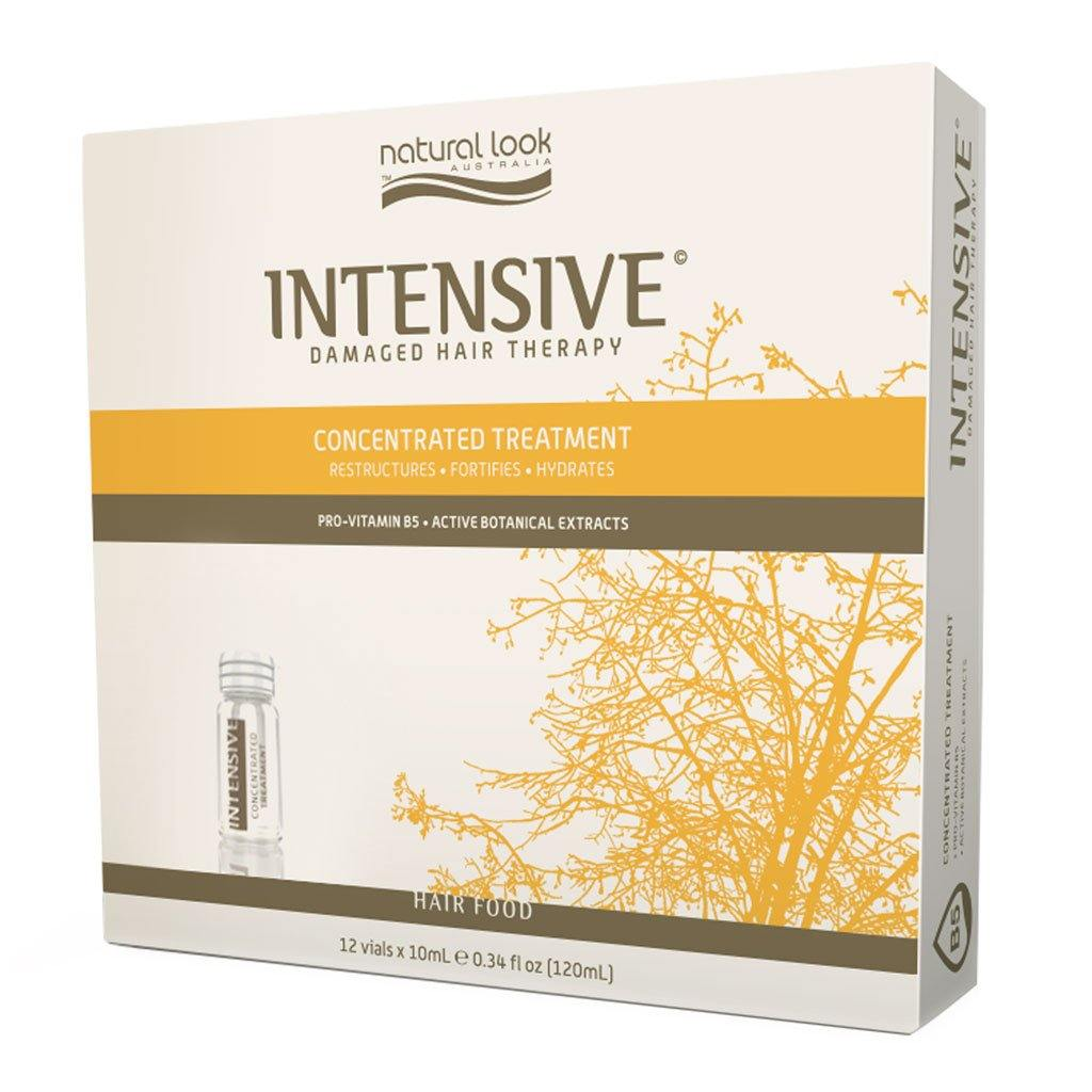Natural Look Intensive Concentrated Treatment Vials 12x10ml