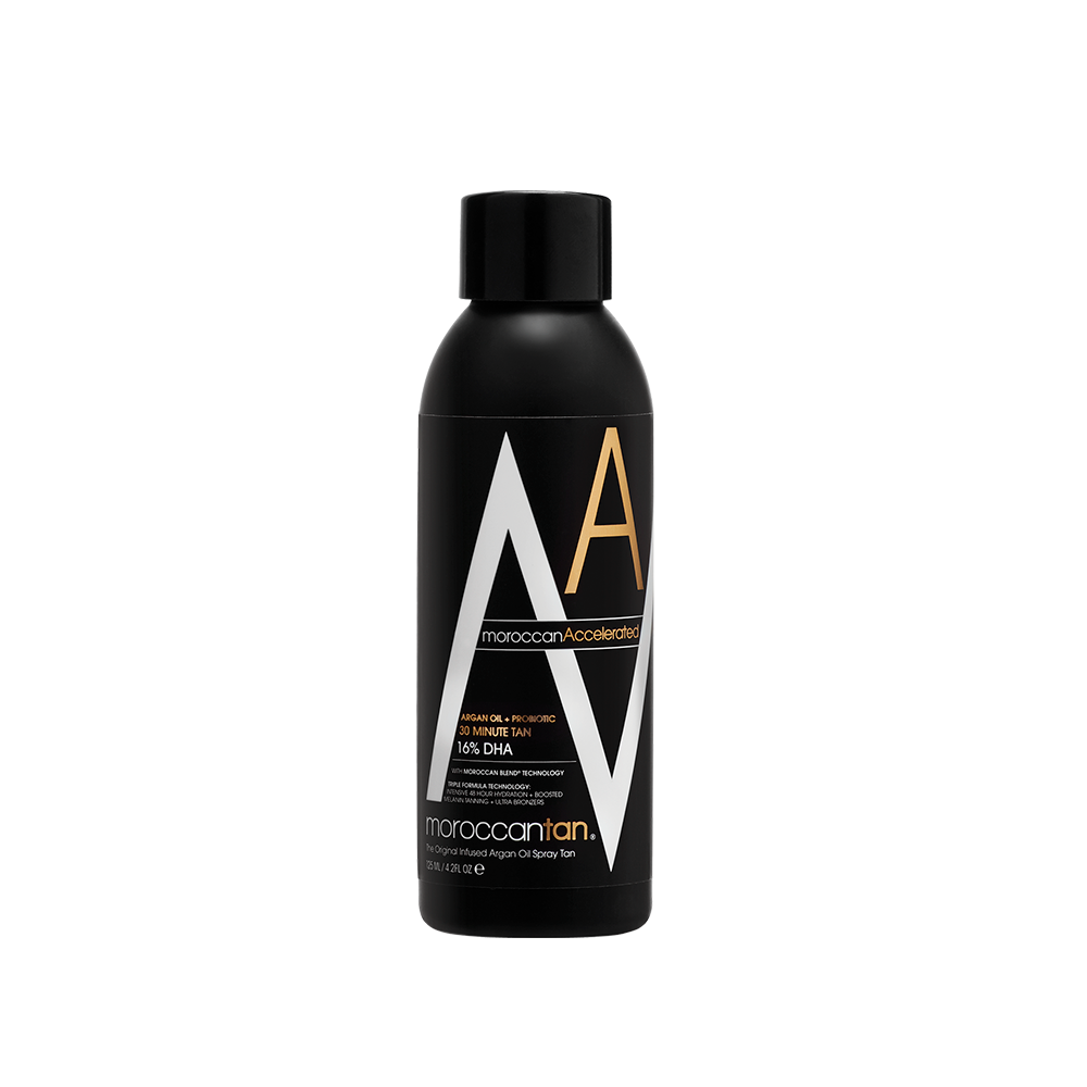 Moroccan Tan Accelerated 1-Hour 16% DHA - Norris Hair & Beauty