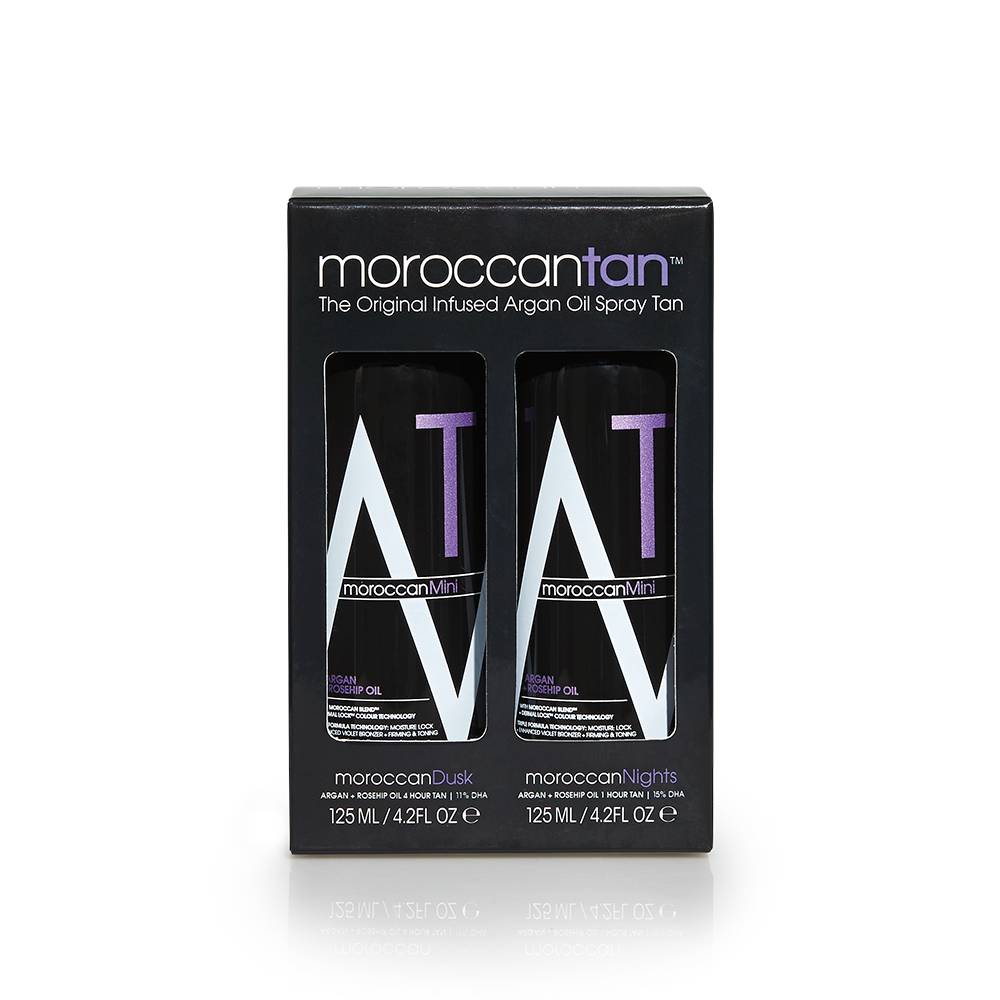 Moroccan Tan Exotic Collection Sample Pack - Norris Hair & Beauty