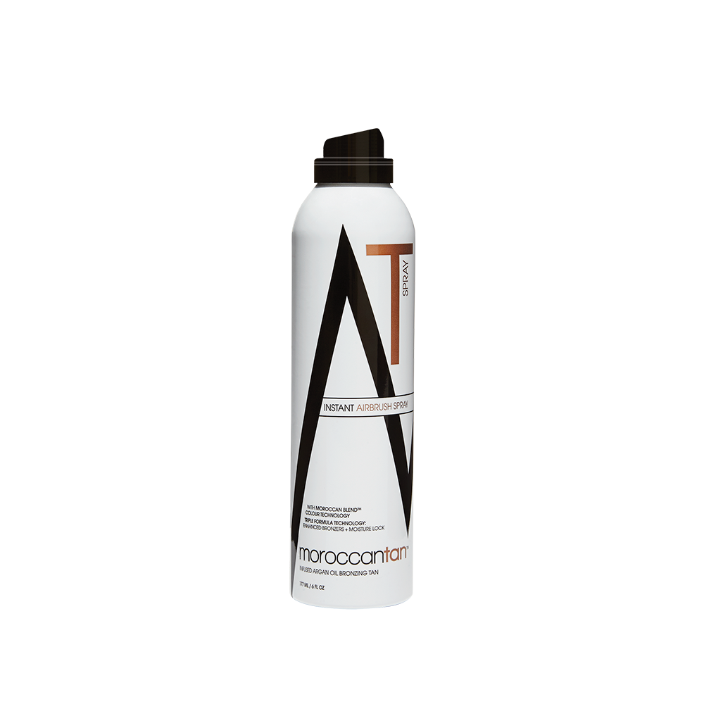 Moroccan Tan Instant Airbrush Spray 177ml