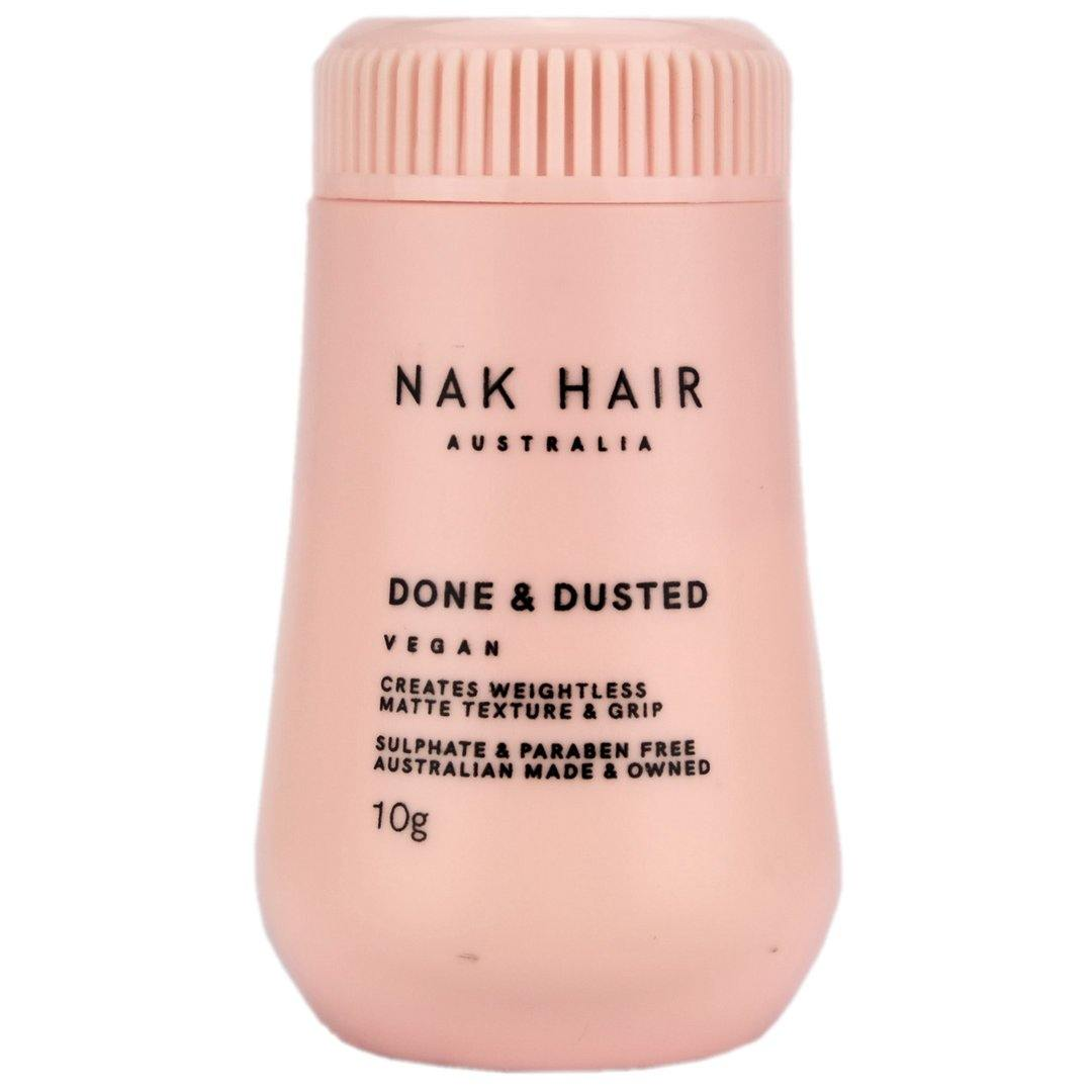 Nak Hair Done & Dusted Styling Powder 10g