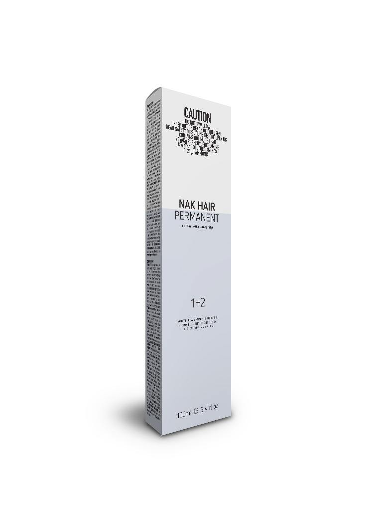 Nak Hair Permanent Frost Collection 100ml