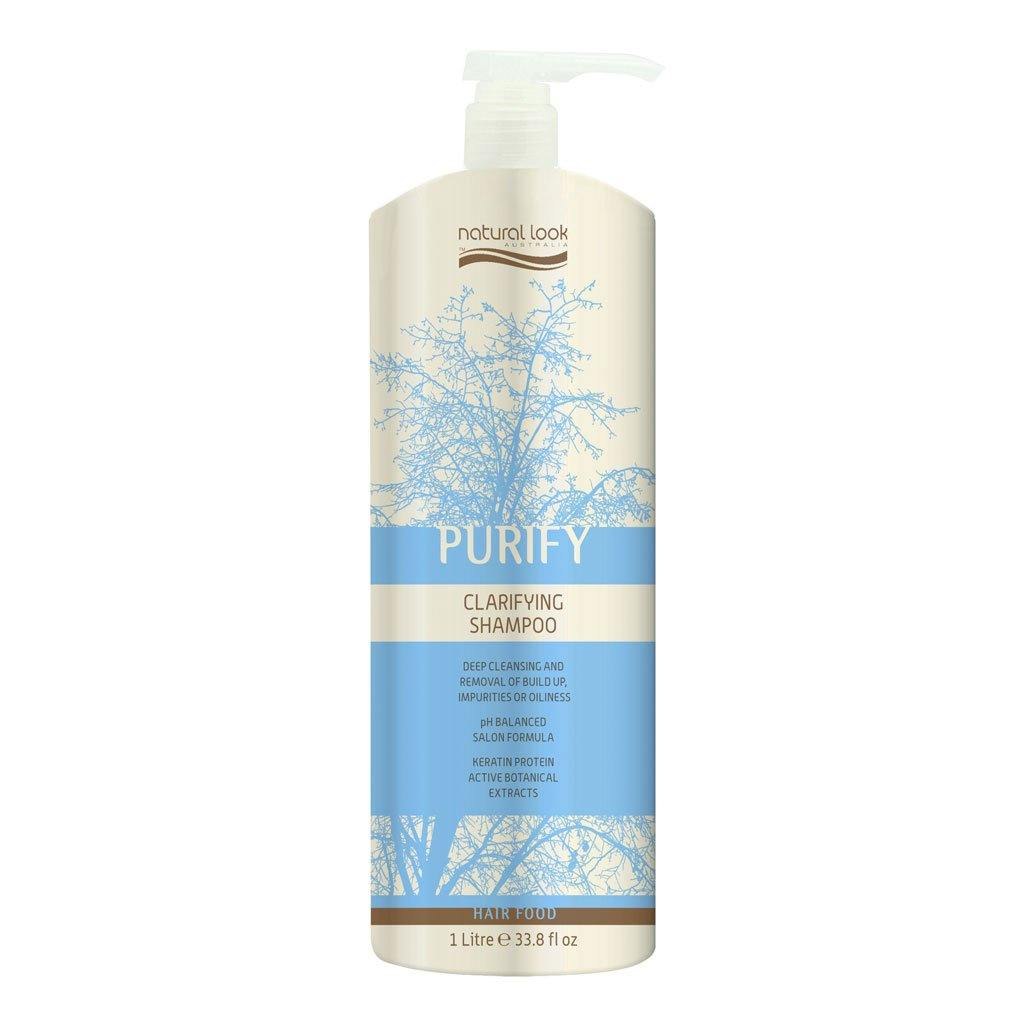 Natural Look Purify Clarifying Shampoo - Norris Hair & Beauty