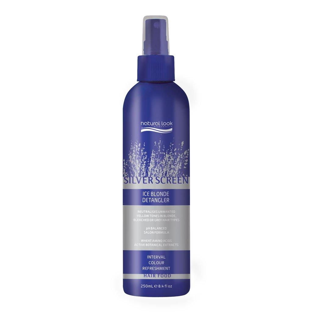 Natural Look Silver Screen Ice Blonde Detangler 250ml - Norris Hair & Beauty