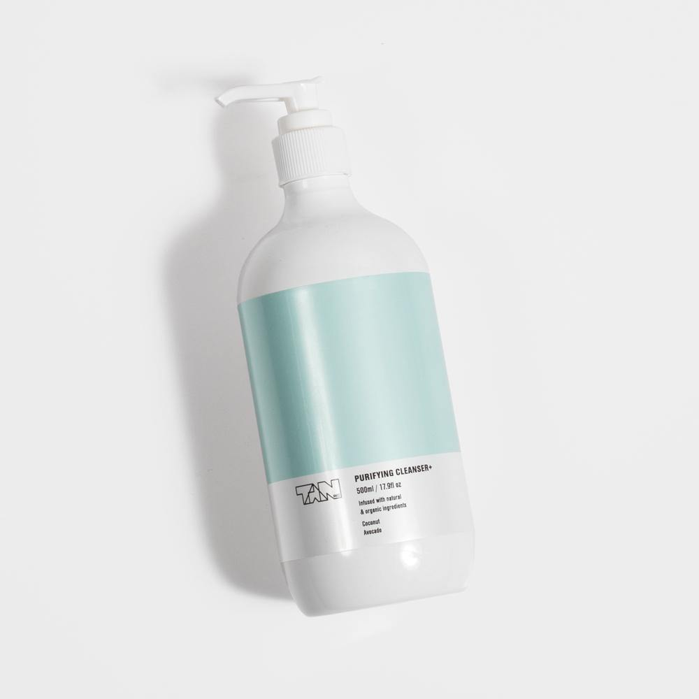 TAN_inc Purifying Cleanser+ 500ml