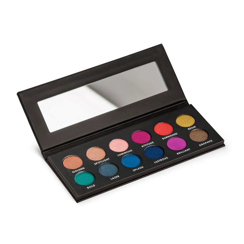 Bodyography Vivid Bright Eye Shadow Palette