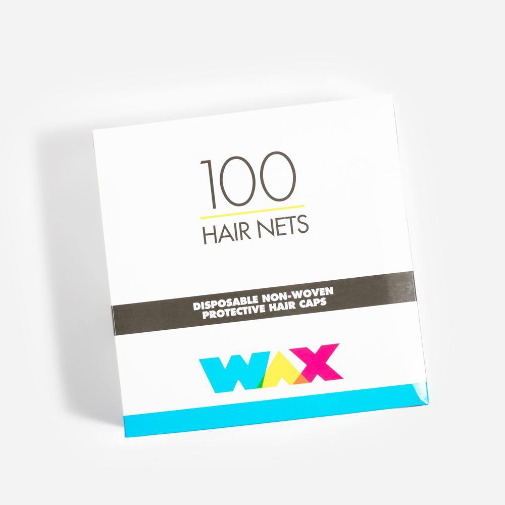 WAX_inc Hair Nets 100pk