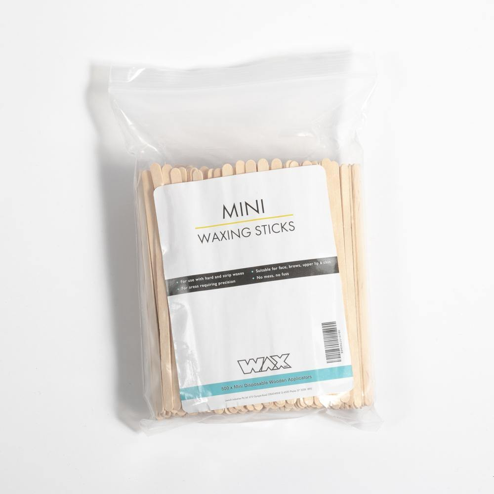 WAX_inc Waxing Sticks 500pk