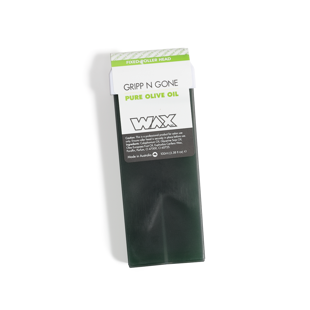 WAX_inc Gripp N Gone Pure Olive Oil Cartridge 100ml