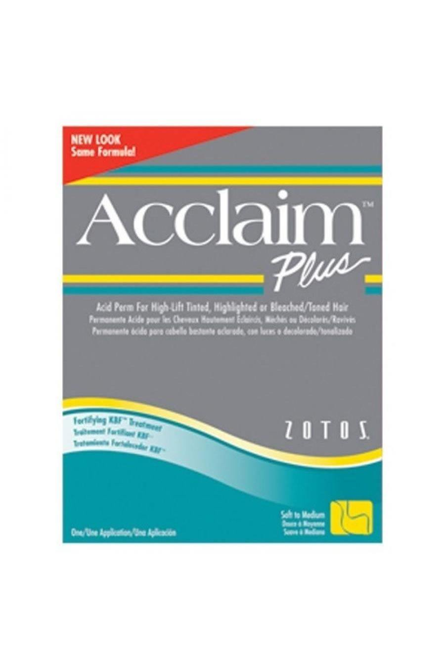 Acclaim Plus Hi Lift Perm - Norris Hair & Beauty
