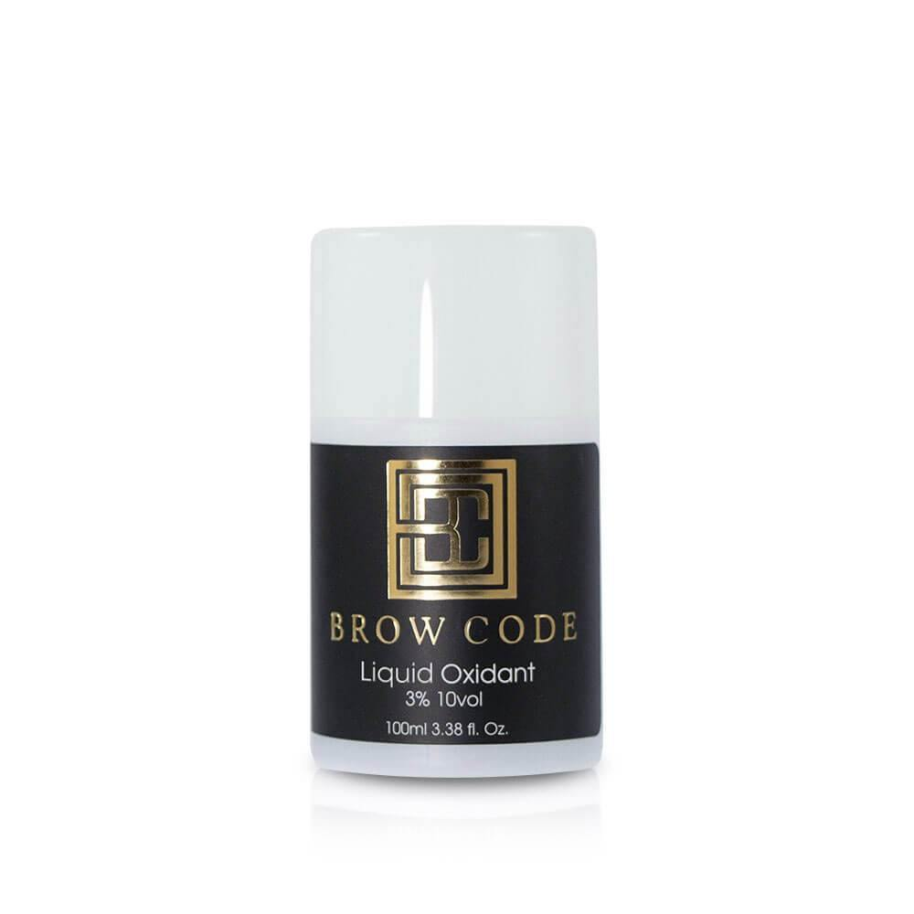 Brow Code Oxidant 3% Developer 100ml