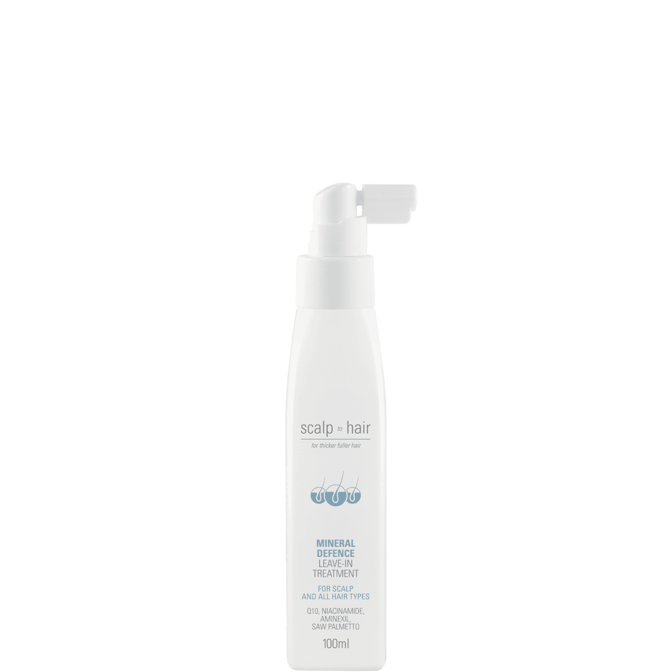 Scalp to Hair Mineral Defence Leave-In Treatment 100ml