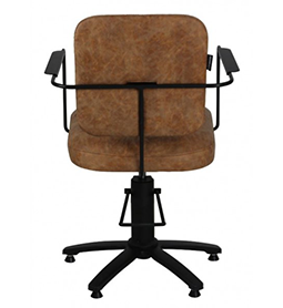 Estelle Styling Chair - Tan