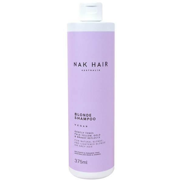 Nak Hair Blonde Shampoo - Norris Hair & Beauty