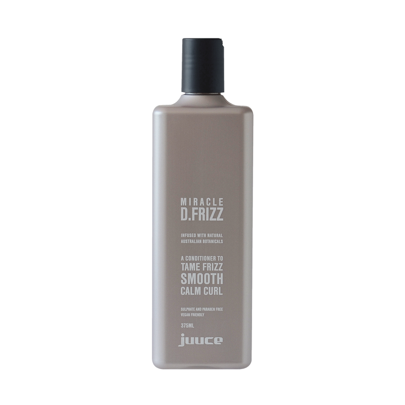Juuce Miracle D-Frizz Conditioner - Norris Hair & Beauty