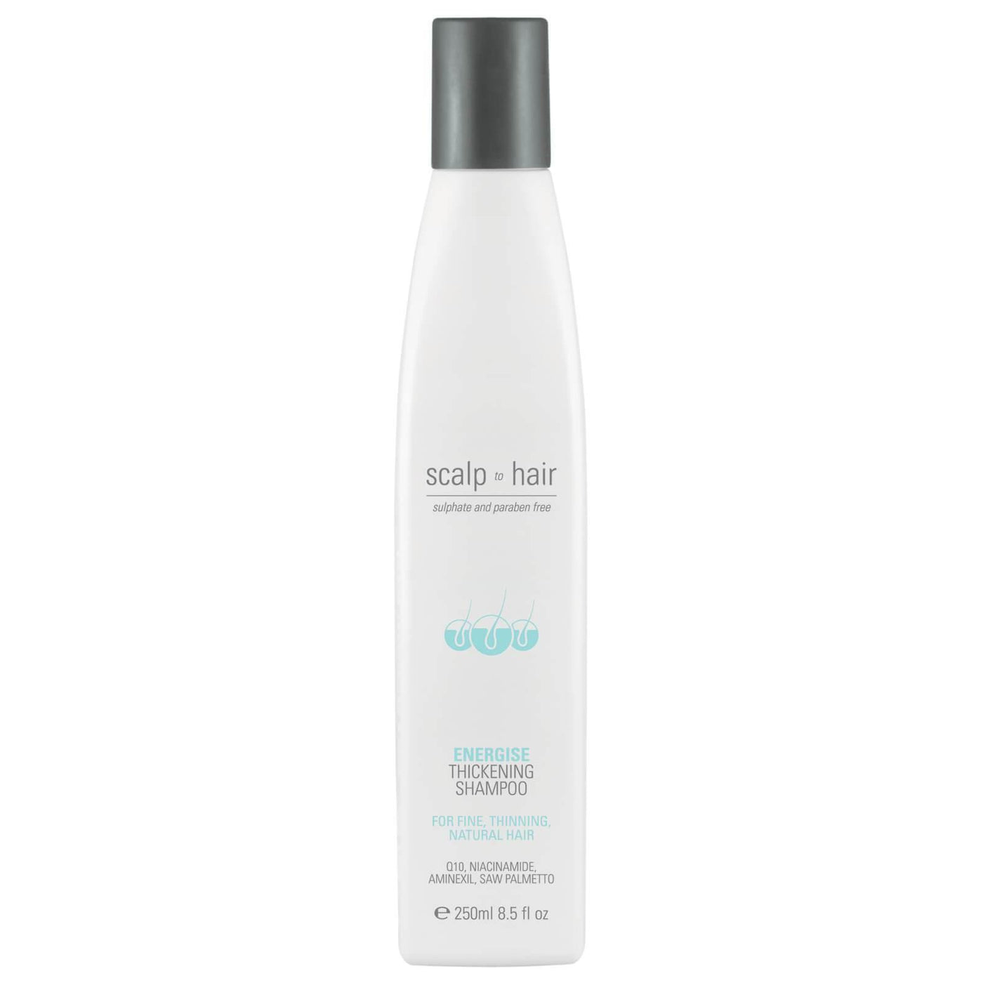 Scalp to Hair Energise Thickening Shampoo